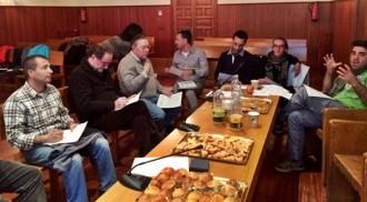 Sessió de «networking» a la catalana, a Camprodon