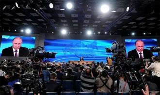 Vés a: Putin reivindica «el dret dels pobles a decidir el seu destí»