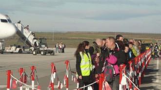 Vés a: L'Aeroport d'Alguaire tindrà més de 80 vols aquest hivern