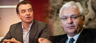 Ferran Mascarell i Alfred Bosch comparteixen independentisme