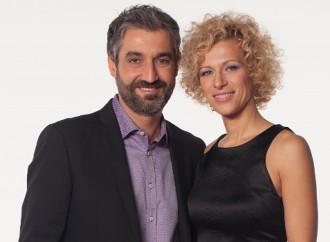 Roger de Gràcia i Màbel Martí presentaran les campanades de TV3