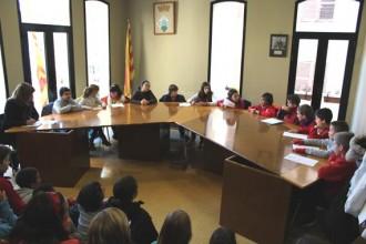 El Ple dels infants d'Arbúcies aprova les dues primeres propostes
