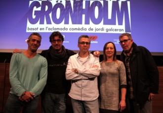 Vés a: TV3 estrenarà la versió televisiva de «El mètode Grönholm»