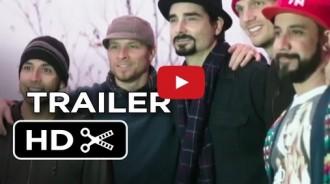 Surt el tràiler del documental dels Backstreet Boys
