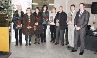 Homenatge als treballadors que porten 25 anys al Consell Comarcal del Solsonès