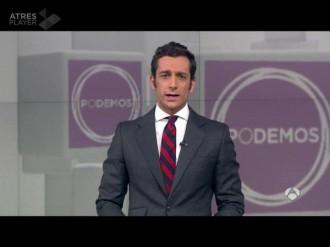 Vés a: Antena 3 vincula Podem amb la notícia de l'atac a la seu del PP