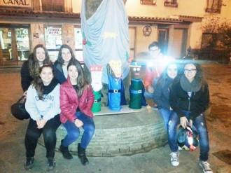 Nova decoració nadalenca a Sant Llorenç de Morunys