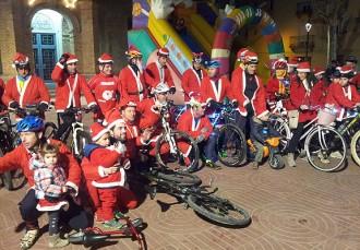 Els trialeros de Navàs celebren el Nadal