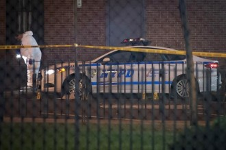 Maten a trets dos policies a Nova York quan patrullaven