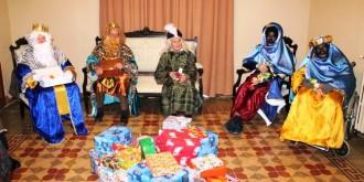 La residència es vesteix de Nadal amb el Pessebre Vivent