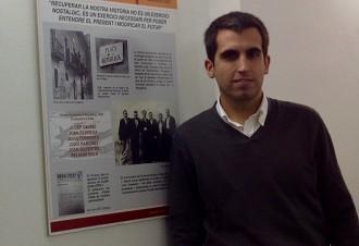 Ferran Estruch repeteix com a alcaldable d'ERC a Cardona
