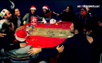 Lapsus i Adolescents.cat us desitgen BONES FESTES amb una Nadala pensada per a vosaltres [VÍDEO]