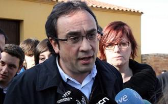 Rull: «La prioritat és poder fer el referèndum»