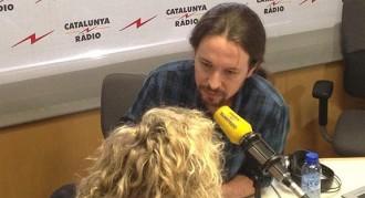 Vés a: Iglesias equipara la CUP amb «la casta»