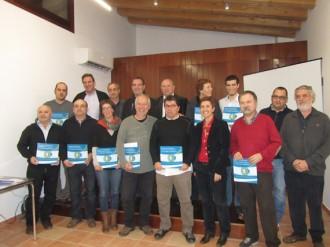 10 empreses del Baix Montseny obtenen el certificat de la CETS