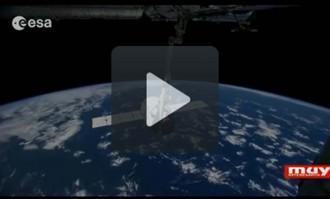 «Time-lapse» de la Terra des de l'Estació Espacial Internacional