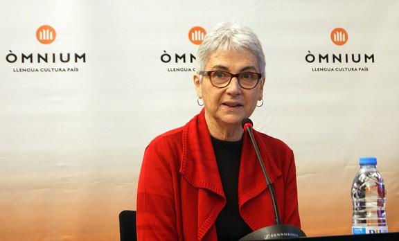 Muriel Casals als Premis DRAC de Solsona