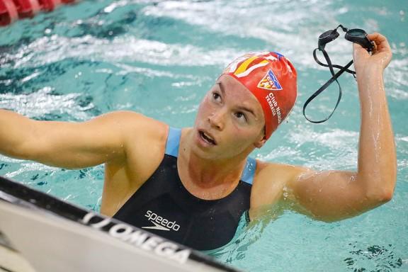 Campionat d'Espanya de natació