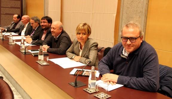 L'escissió del PSC es reprodueix a la Diputació de Girona