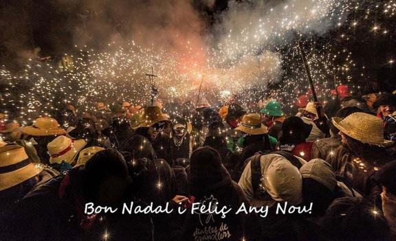 Vés a: Envieu la vostra nadala des de Nació Digital