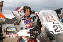 Laia Sanz brilla en la quarta etapa del Dakar