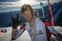Kilian Jornet, campió de la Copa del Món d'Esquí de Muntanya