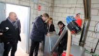 Tortosa enceta per l'escola dels Reguers un pla per introduir la biomassa en equipaments municipals