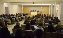 Trobada de més de 100 delegats d'alumnes de la Garrotxa