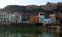 Via lliure a l'inici de les obres de protecció dels talussos del castell de Móra d'Ebre