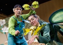 Artristras i ecologia, al Teatre de la Garriga