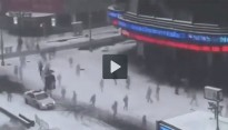 Vés a: Vídeos i fotos de la «tempesta de neu més gran de la història» de Nova York