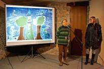 «Des de Fukushima, l'Exposició Viva», amb dibuixos suriencs