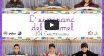 Un conte infantil recorda l'esvoranc del Carmel
