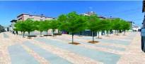 La urbanització del carrer del Padró de Sant Fruitós, a la vista