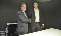 Ampans i el Kursaal signen un conveni de col·laboració