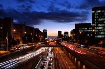 Barcelona, la ciutat europea on més han crescut els embussos de trànsit