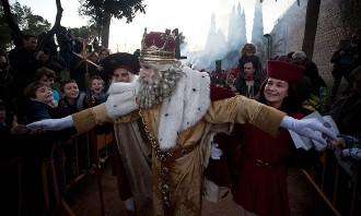 Els Reis de l'Orient arriben a Girona i TV3 ho retransmet en directe