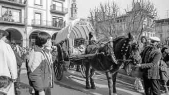 Els Tonis a Osona, en imatges