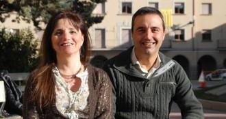 ERC presenta el tàndem Busquets - Font a Navàs
