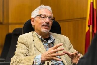 Santi Vidal: «Treballaria aquests 3 anys en la construcció del futur país»