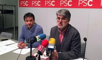 El PSC presenta 53 esmenes als pressupostos de la Generalitat per a les TE