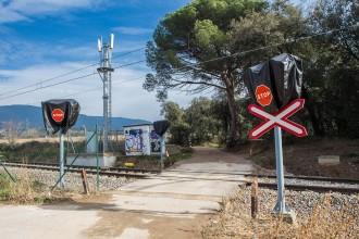 Una avaria obliga els trens a circular a pas de persona a la Garriga