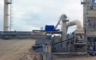 L'Ajuntament d'Ulldecona ordena aturar l'activitat a la planta d'asfalt