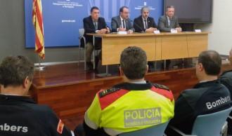Interior i les nuclears signen un conveni per reforçar la seguretat en cas d'emergència