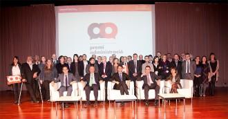 Governació premia l'administració electrònica de sis ajuntaments d'Osona