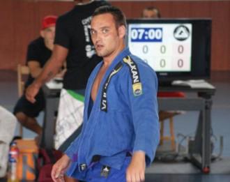 El judoca Abel Rocha disputa a Lisboa l'europeu de Jiu Jitsu Brasiler