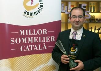 Vés a: Pelegrín:«Als concursos veuen que els sommeliers catalans estem molt forts»
