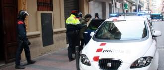 Els Mossos donen per desmantellat el grup dels «Lobos Callejeros»