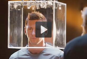 Vés a: Leo Messi s'enfronta a condicions extremes