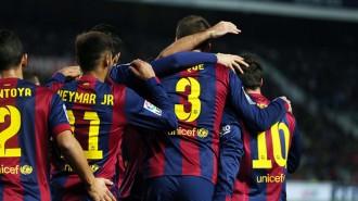 El Barça torna a vèncer l'Elx (0-6) amb un festival de gols